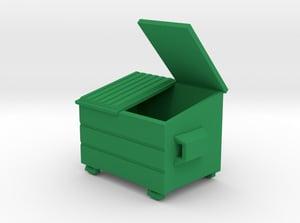 waste management dumpster