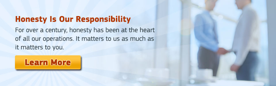 Honesty Is Our Responsibility